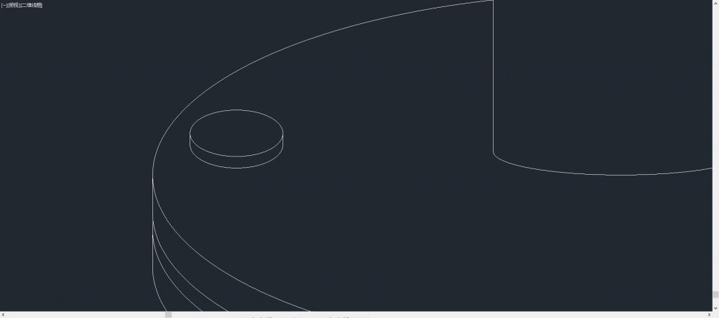 CAD如何画轴测的正六边形